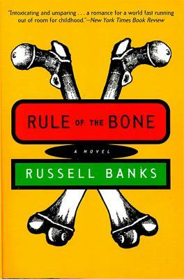Rule of the Bone: Novel Cover Image