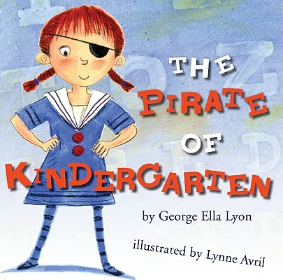 The Pirate of Kindergarten Cover