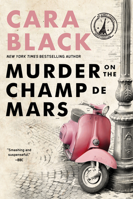 Murder on the Champ de Mars (Aimee Leduc Investigations #15) Cover Image