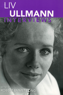 LIV Ullman: Interviews (Conversations with Filmmakers) Cover Image