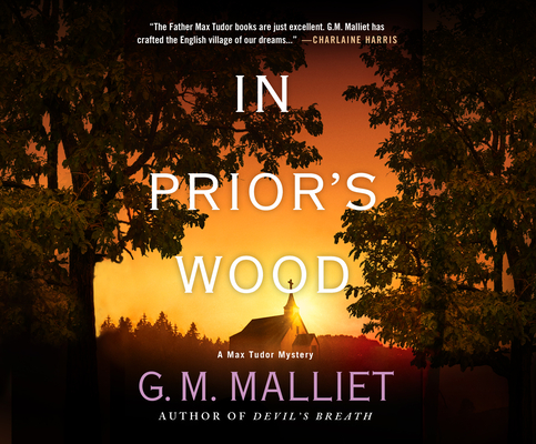 Cover for In Prior's Wood (Max Tudor Mystery #7)