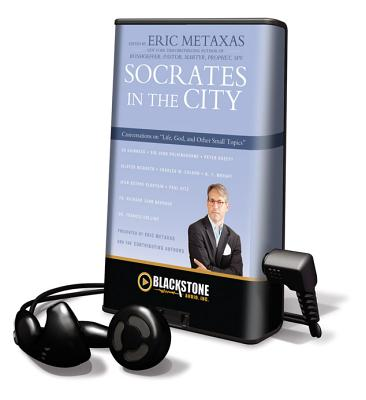 Socrates in the City (Playaway Adult Nonfiction) Cover Image