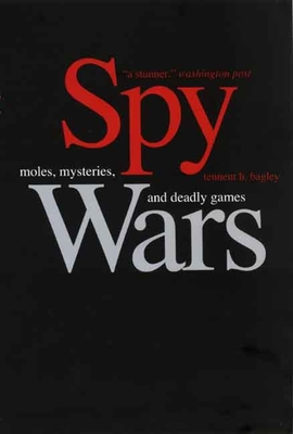Spy Wars Cover