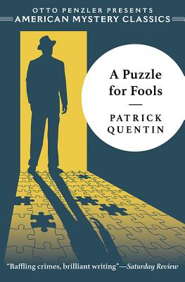 Cover for A Puzzle for Fools