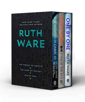 Ruth Ware Boxed Set Cover Image