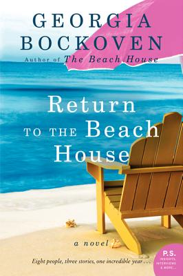Return to the Beach House: A Beach House Novel Cover Image