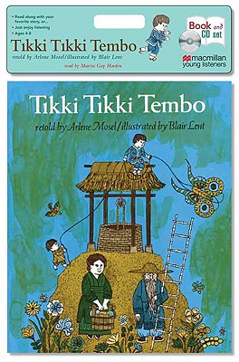 Tikki Tikki Tembo (Book & CD Set) Cover Image