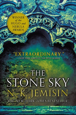 The Stone Sky (The Broken Earth #3) Cover Image