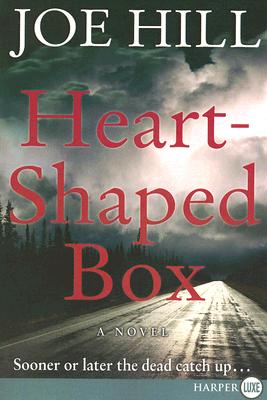 Heart-Shaped Box Cover