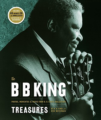 The B. B. King Treasures Cover