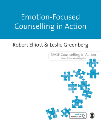 Emotion-Focused Counselling in Action Cover Image