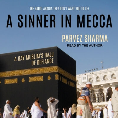 Cover for A Sinner in Mecca