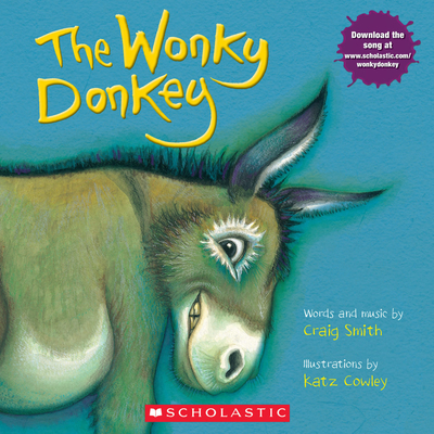 The Wonky Donkey Cover Image