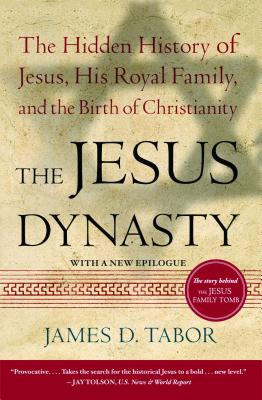 The Jesus Dynasty Cover
