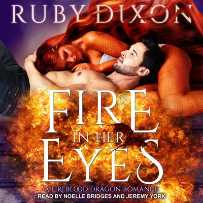 Fire in Her Eyes Cover Image