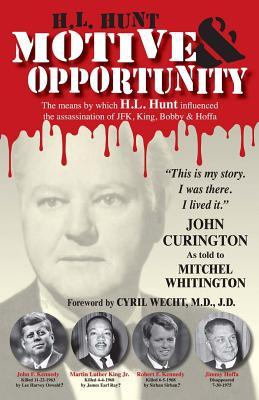 H.L. Hunt: Motive & Opportunity Cover Image