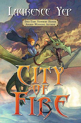 City of Fire Cover