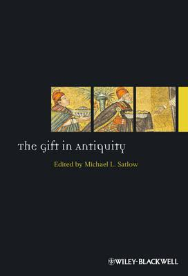 The Gift in Antiquity Cover