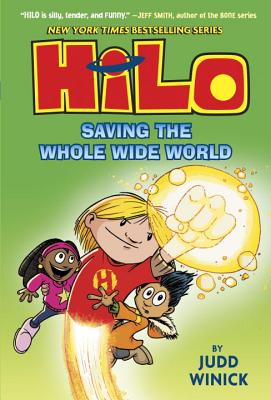 Hilo: Saving the Whole Wide World Cover Image
