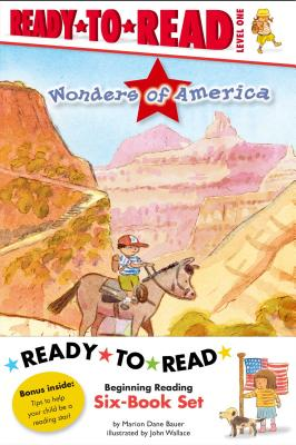 Wonders of America Ready-To-Read Value Pack Cover