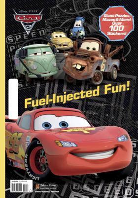 Fuel-Injected Fun! (Disney/Pixar Car) Cover Image