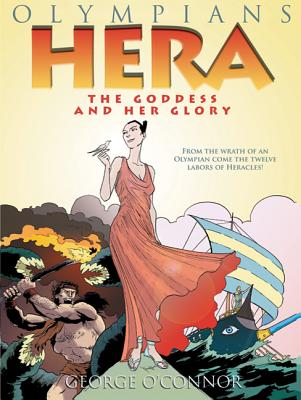 Olympians: Hera: The Goddess and her Glory Cover Image