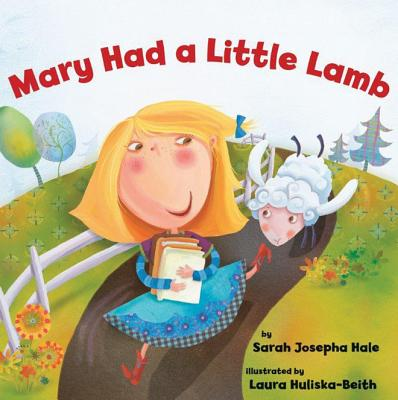 Mary Had a Little Lamb Cover
