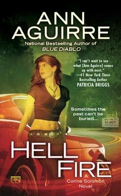 Hell Fire: A Corine Solomon Novel Cover Image