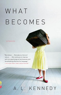 What Becomes: Stories Cover Image