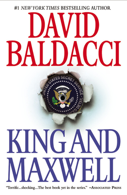 King and Maxwell Cover
