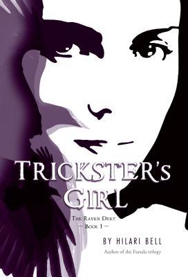 Cover for Trickster's Girl