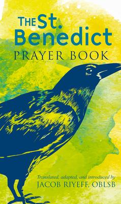 The Saint Benedict Prayer Book Cover Image