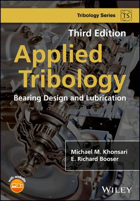Applied Tribology: Bearing Design and Lubrication (Tribology in Practice) Cover Image
