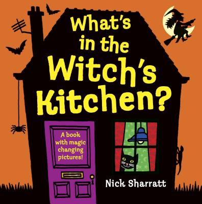 What's in the Witch's Kitchen? Cover