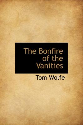 The Bonfire of the Vanities Cover