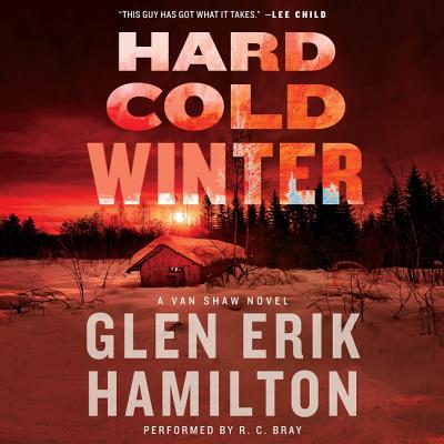 Hard Cold Winter Lib/E: A Van Shaw Novel (Van Shaw Novels #2) Cover Image
