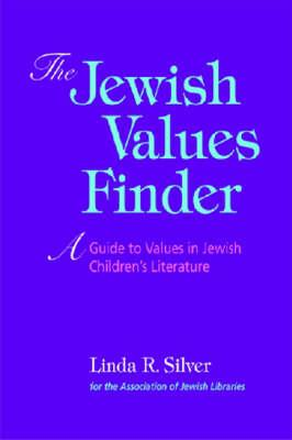 Cover for The Jewish Values Finder