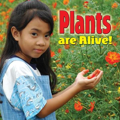 Plants Are Alive! Cover