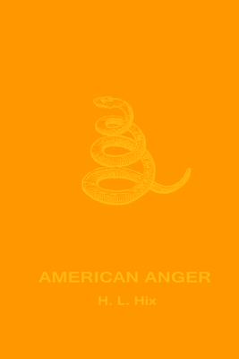American Anger Cover