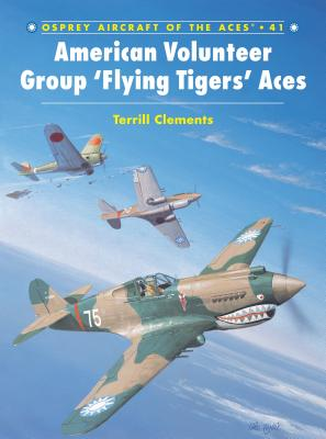 American Volunteer Group 'Flying Tigers' Aces Cover Image