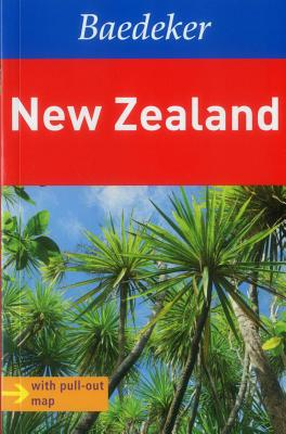 Baedeker New Zealand [With Map] (Baedeker: Foreign Destinations) Cover Image