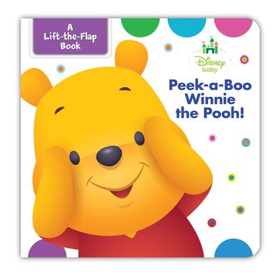 Disney Baby Peek-a-boo Winnie the Pooh Cover Image