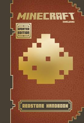 Minecraft: Redstone Handbook (Updated Edition): An Official Mojang Book Cover Image