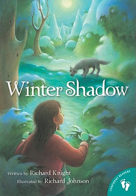 Winter Shadow Chapter (Confident Readers) Cover Image