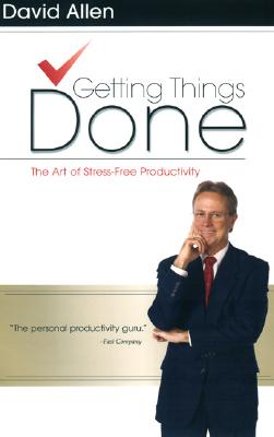 Getting Things Done Cover