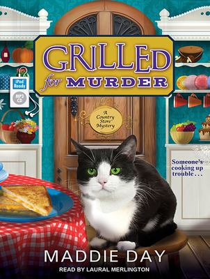Grilled for Murder (Country Store Mysteries #2) Cover Image