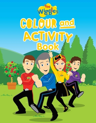 The Wiggles: Colour and Activity Book Cover Image