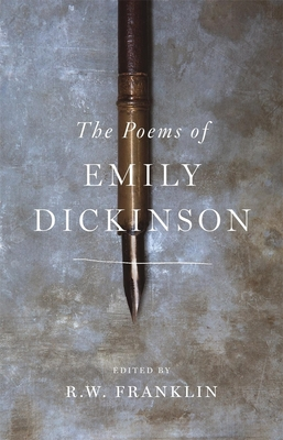 The Poems of Emily Dickinson: Reading Edition Cover Image