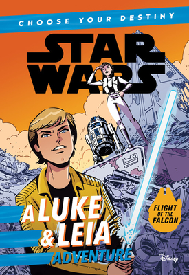 Cover for Star Wars A Luke & Leia Adventure