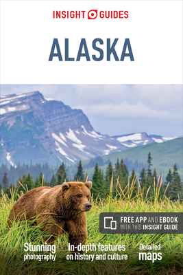 Insight Guides Alaska (Travel Guide with Free Ebook) Cover Image